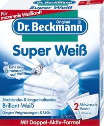 Lenor Dr. Beckmann skalbinių baliklis, 2x40g