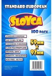 Baldar Koszulki Standard European 59x92mm (100szt) SLOYCA