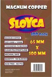 Baldar Koszulki Magnum Copper 65x100mm (100szt) SLOYCA