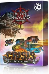 Games Factory Publishing Star Realms: Crisis Bazy i Statki GFP