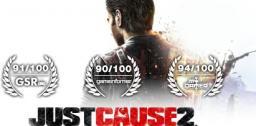Just Cause 2 Steam CD Key
