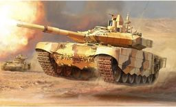 Zvezda T-90 MS rosyjski czołg podstawowy
