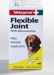 Mac`s Vetzyme papildas Flexible Joint 90 tabletek