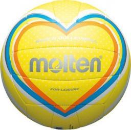 Molten Piłka do siatkówki żółta r. 5 (V5B1501)