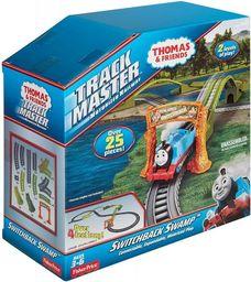 Fisher Price Tomek i Przyjaciele Trackamaster Tomek na bagnie