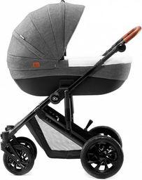 Wózek KinderKraft Wózek głęboko-spacerowy Prime szary