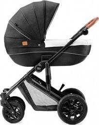 Wózek KinderKraft Wózek głęboko-spacerowy Prime czarny