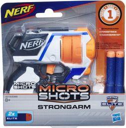 Hasbro Wyrzutnia Nerf Microshots Strongarm