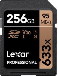 Karta MicroSD Lexar Lexar SD 256GB x633 Professional SDXC