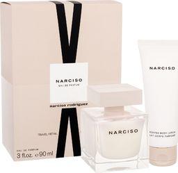 NARCISO RODRIGUEZ Narciso EDP 90 ml + balsam do ciała 75 ml