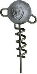 Fox Rage Corkscrew Round Jig Head 40g (NJH269)