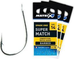 Fox Matrix Super Match 20 Barbed (GHK010)