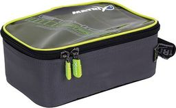 Fox Matrix Pro Accessory hardcase Bag clear top (GLU082)
