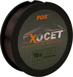 FOX Żyłka Exocet Mono Trans Khaki0.309mm (CML150)