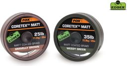 FOX Matt Coretex Gravelly Brown 35lb - 20m (CAC436)