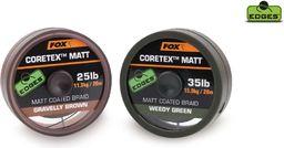 FOX Matt Coretex Gravelly Brown 25lb - 20m (CAC435)