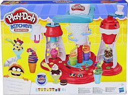 Play-Doh Zakręcona Lodziarnia 3w1 (E1935)