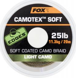 FOX Camotex Light Soft 25lb - 20m (CAC442)