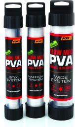 FOX Edges Slow Melt PVA Mesh System 25mm Narrow - 7m (CPV073)
