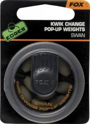 FOX Edges Kwik Change Pop-up Weight - Swan 1.6g (CAC516)