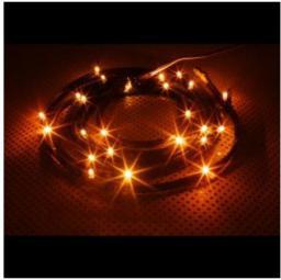 Nzxt pomarańczowy  pasek 24x LED - 2m (CB-LED20-OR)