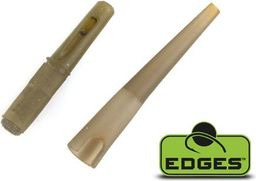 FOX Edges Drop-off Inline Lead Kit x 5 inserts / tail rubbers (CAC487)
