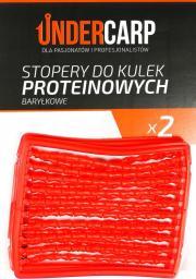Under Carp Stopery do kulek czerwone  (UK033)