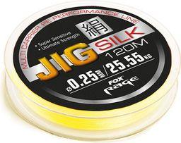 Fox Rage Jig Silk 0.25mm 25.55kg 120m  (NBL056)