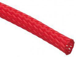 Techflex Rurka termokurczliwa Flexo PET 9mm Czerwona 1m (PTN0.38-RD)