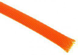 Techflex Rurka termokurczliwa Flexo PET 9mm Pomarańczowa 1m (PTN0.38-OR)