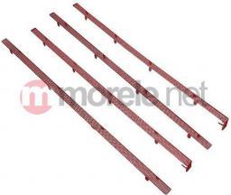 BitFenix Mesh-Stripes dla Shinobi Midi-Tower – czerwone ( BFC-SNB-150-RX-SP )