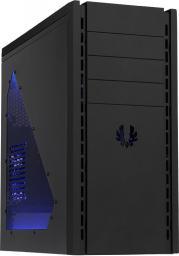 Obudowa BitFenix Shinobi Core Midi-Tower USB 3.0 - czarna z oknem, WYCISZONA (BFC-SNB-150-KKW1-SP)
