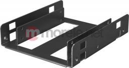 "Lian Li HD-321X Adapter wewnętrzny 3,5"" do 2,5"" HDD – czarny ( HD-321X )"