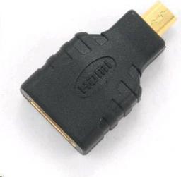 Adapter AV Gembird Przejściówka HDMI / Micro HDMI A-HDMI-FD