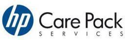 Gwarancja dodatkowa - drukarki HP Polisa serwisowa CarePack HP Standard Exchange, HW Suppor (UG199E)