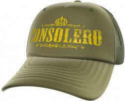 GamersWear Czapka CONSOLERO Trucker Cap oliwkowa ( 5107 )
