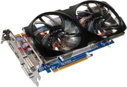 Karta graficzna Gigabyte  GeForce GTX 660 TI, 2GB DDR5 (192 Bit), HDMI, DVI, DP, BOX (GV-N66TOC-2GD)