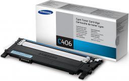 Samsung toner CLT-C406S (cyan)