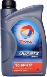 Olej silnikowy Total Quartz 7000 półsyntetyczny 10W-40 1L