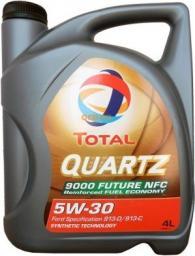 Olej silnikowy Total Quartz 9000 Future NFC syntetyczny 5W-30 4L
