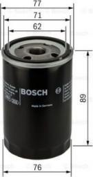 Bosch Filtr Oleju Opel (0451103079)