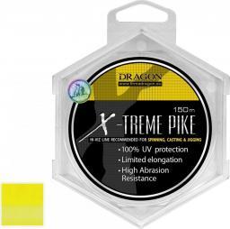 Dragon Fishing Żyłka X-Treme Pike żółta 0.35mm 150m 9.0kg