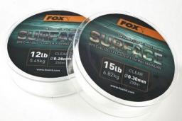 FOX Edges Floater Line 0.30mm / 15lb / 6.82kg x 250m clear (CML129)
