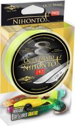 Mikado Plecionka Nihonto Octa Braid 0.10mm 150m Fluo (Z24F-010)