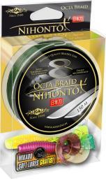 Mikado Plecionka Nihonto Octa Braid 0.35mm 150m Zielona (Z24G-035)