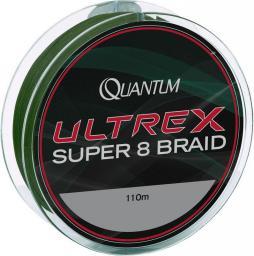 Quantum Plecionka Ultrex Super 8 zielona 0.14mm 110m 6.8kg
