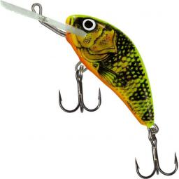 Salmo Hornet Gold Fluo Perch FSDR 4cm