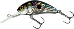 Salmo Hornet Black Silver Shad 4cm fl