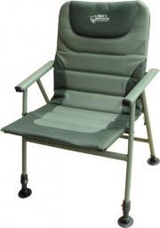 FOX Fotel Warrior Compact Arm Chair zielony