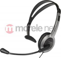 Słuchawki z mikrofonem Panasonic KX-TCA430